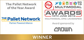 The Pallet Network of the Year Award